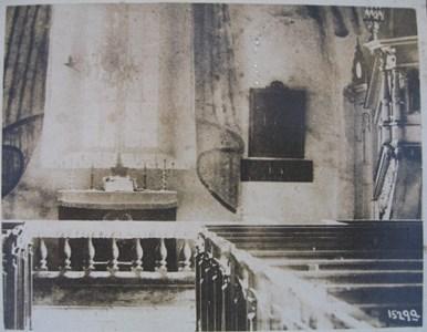 Bergshammars kyrka