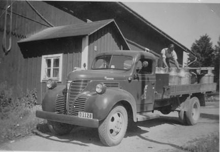 Thore Ohlin vid Annebäck