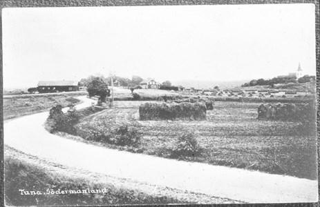 Gamla kungsvägen Tuna kyrkby