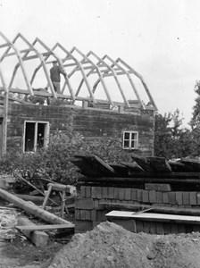 Ombyggnad vid Kristinelund
