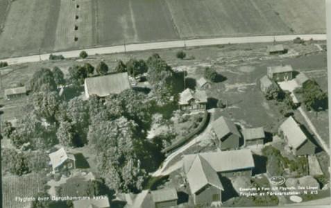 Bergshammars kyrkby