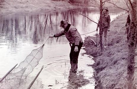 Fiske i Kilaån
