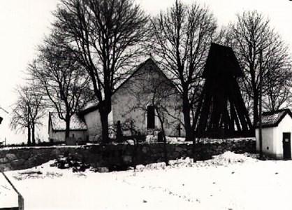 Bergshmmars kyrka