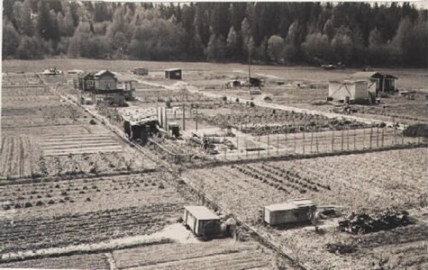 Ekebydahls koloniområde.