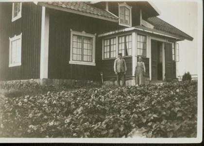 Robert o Klara Ålund