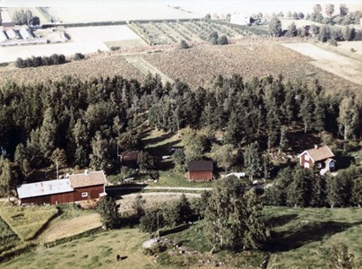 Flygfoto Kungsbrotorp