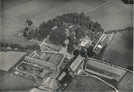 Flygbild Väderbrunn