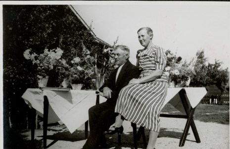 Betty och Karl 1939