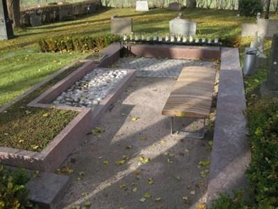 Askgravlunden vid Bergshammars kyrka