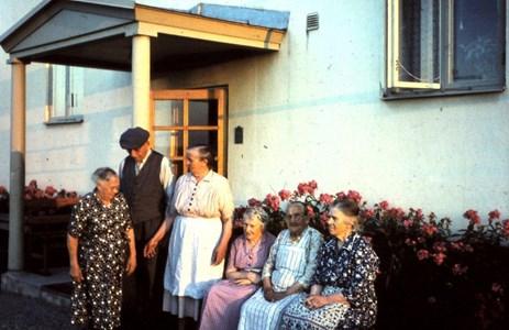 Vid Pensionärshemmet