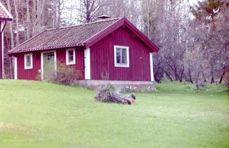 Drängstugan vid Lilla Marsäng