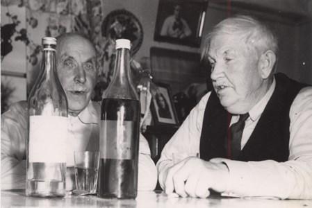 Karl Johan och hans bror Karl Gustav