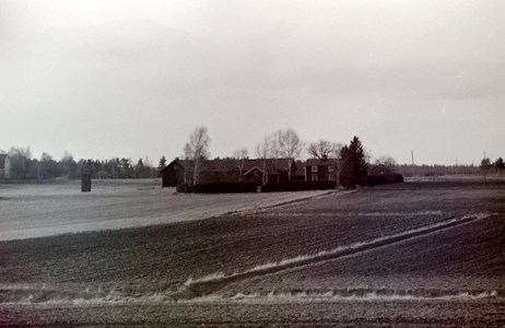 Övre Broby 1980-talet.