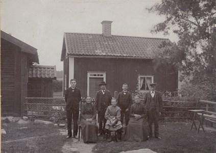 """Blacksta """"På gärdet"""" med familjen Eriksson"""