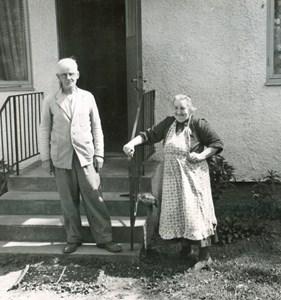 Carl Edvin och Augusta Jonsson, Rydet