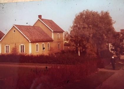 Församlingshemmet i Bredaryd