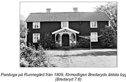 Runnegård, Bredaryd