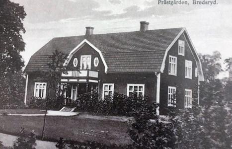 Prästgården Bredaryd.