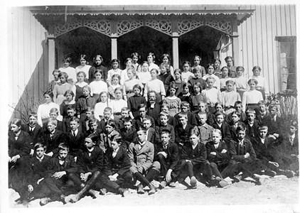 15-02-1911-01-Kyrkan-Konfirmation-Slorudsborg