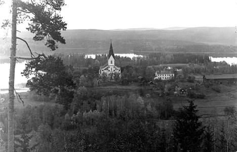 Stommen-Vy-Brunskogs kyrka