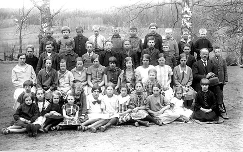 17-03-1927-Lerhol skolfoto-01