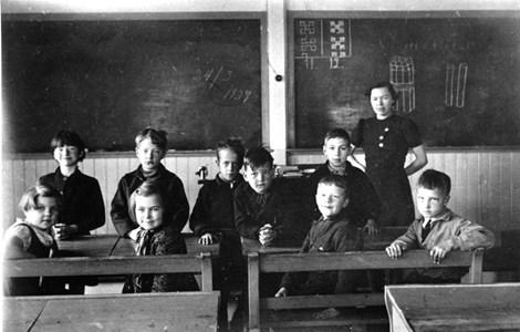 17-03-1939-Lerhol skolfoto-01