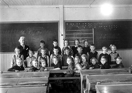 17-03-1940-Lerhol skolfoto-01