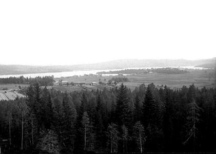 29-01-00-St Skärmnäs-01-Vy från skolhusåsen ca 1900