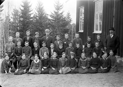 37-05-1921 ca-Vikene-Ga Skolfoton-01