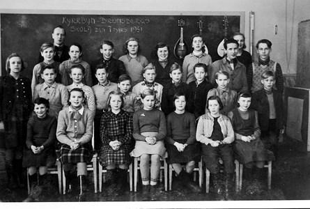 02-02-1951-Brunsberg-Skolfoto 1951-02