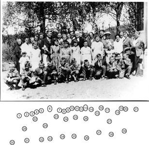 14-03-1958-Kronan-Skolfoto-01-Sista examen