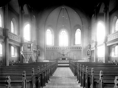 15-04-00-Kyrkan-38-G-Kyrkan interiör före 1929