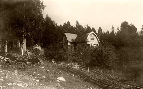 46-03-Vykort-Edane-63-Vid Vassbäcken ca 1920-01