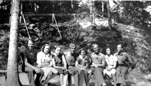 37-11-01-Vikene-Fjälldalen-05-Dansbana ca 1940