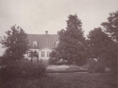 B Handlare Bäckvall 1909