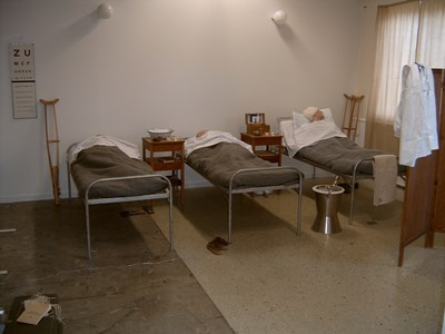 Krigssjukhuset