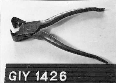 Gi.Y.1426 Skomakarverktyg