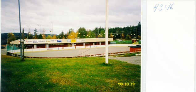 43.16 Ishockeyrink