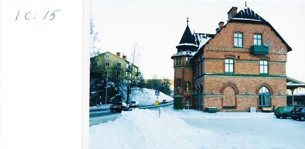 01c.15 Stationshuset