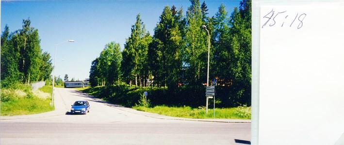 45.18Korsningen Backgatan Andra Långgatan-Skogsgatan