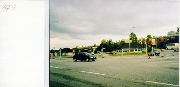 """47.01 Kv Bävern Statoil """"Frasse""""Från E4 Brandstation"""