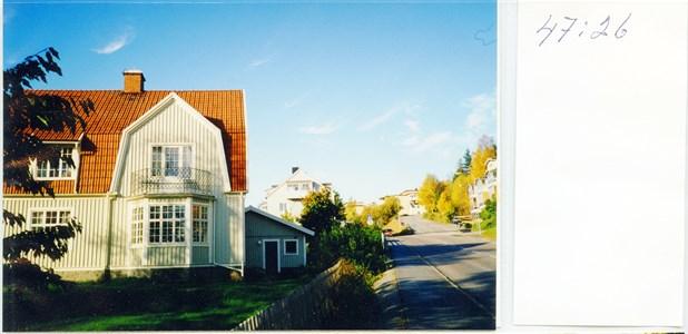 47.26 Vackra villan i korsningen Oskarsgatan