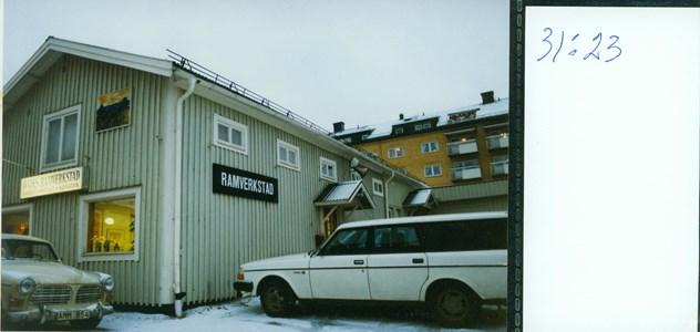 31.23 Ramverkstad
