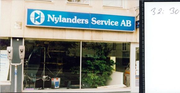 32.30 Nygatan - Nylanders Service AB