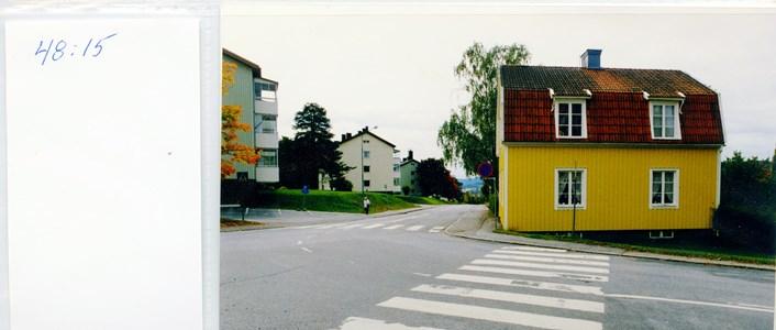48.15 Början av kvarteret, Villagatan