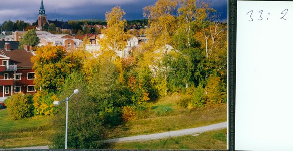 33.02 Vy från Stockholmshuset - Rådhusparken
