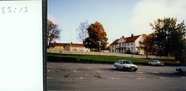 33.13 Prästgården från rådhusparkeringen