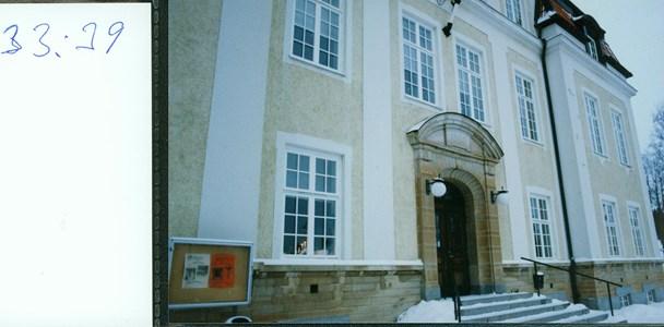 33.39 Rådhuset - Entrén
