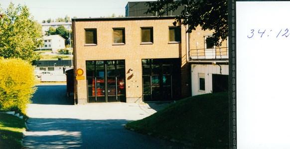 34.12 Brandstation från Korsgatan