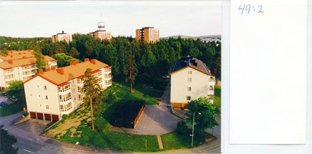 49.02 Utsikt över kvarteren i område 49